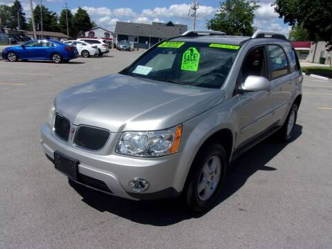 2008 Pontiac Torrent for sale at Ideal Auto Sales, Inc. in Waukesha WI