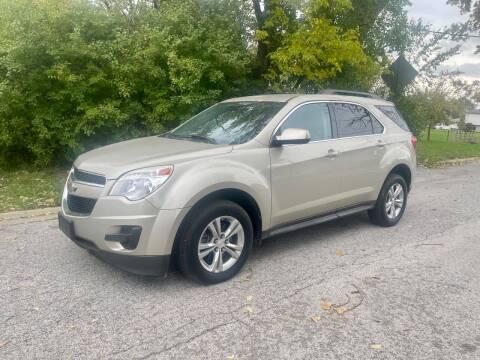 2015 Chevrolet Equinox for sale at Posen Motors in Posen IL