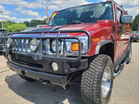 2005 HUMMER H2 for sale at Ace Auto Brokers in Charlotte NC