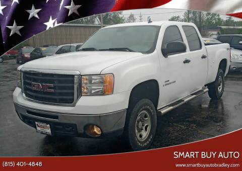2008 GMC Sierra 2500HD for sale at Smart Buy Auto in Bradley IL