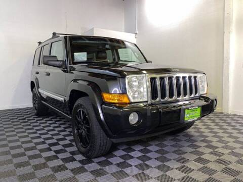 2010 Jeep Commander for sale at Sunset Auto Wholesale in Tacoma WA