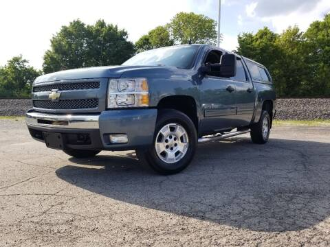 2011 Chevrolet Silverado 1500 for sale at Sinclair Auto Inc. in Pendleton IN