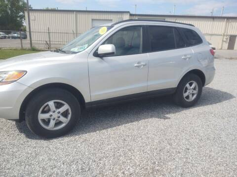 2008 Hyundai Santa Fe for sale at Mr E's Auto Sales in Lima OH