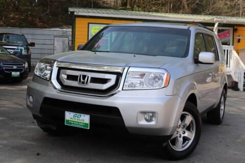 2011 Honda Pilot for sale at Go Auto Sales in Gainesville GA