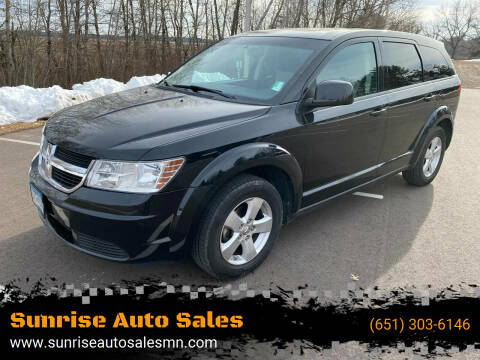 2009 Dodge Journey for sale at Sunrise Auto Sales in Stacy MN
