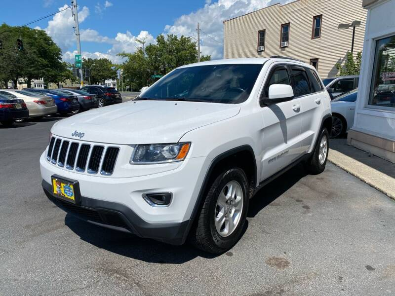 2015 Jeep Grand Cherokee for sale at ADAM AUTO AGENCY in Rensselaer NY