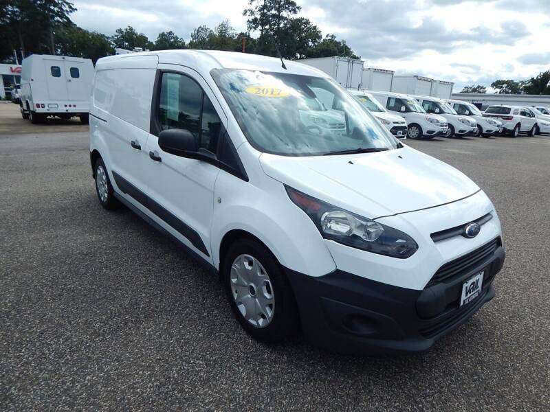 2017 Ford Transit Connect Cargo for sale at Vail Automotive in Norfolk VA