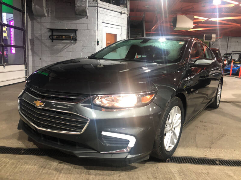 2018 Chevrolet Malibu for sale at Champs Auto Sales in Detroit MI