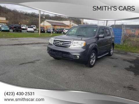 2014 Honda Pilot for sale at Smith's Cars in Elizabethton TN