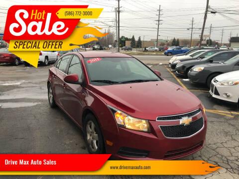 2011 Chevrolet Cruze for sale at Drive Max Auto Sales in Warren MI