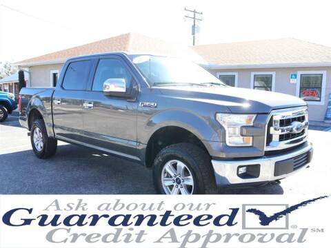 2015 Ford F-150 for sale at Universal Auto Sales in Plant City FL