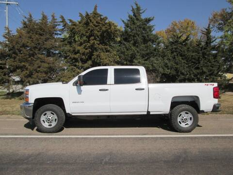 2018 Chevrolet Silverado 2500HD for sale at Joe's Motor Company in Hazard NE