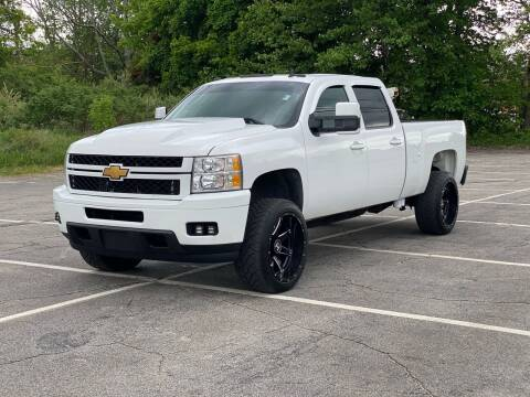 2007 Chevrolet Silverado 2500HD for sale at Hillcrest Motors in Derry NH