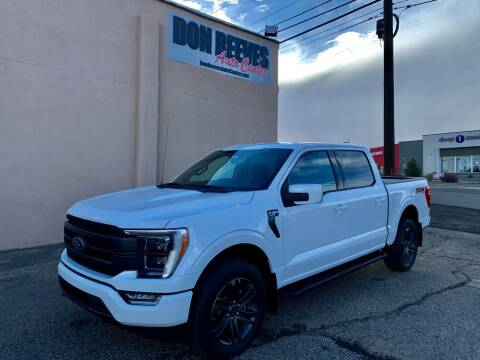 2021 Ford F-150 for sale at Don Reeves Auto Center in Farmington NM