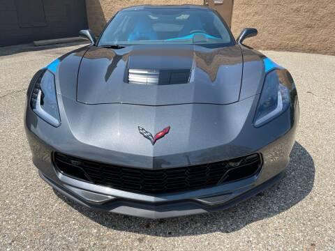 2017 Chevrolet Corvette for sale at MICHAEL'S AUTO SALES in Mount Clemens MI