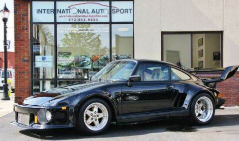 1984 Porsche 930 (911 Turbo) for sale at INTERNATIONAL AUTOSPORT INC in Pompton Lakes NJ