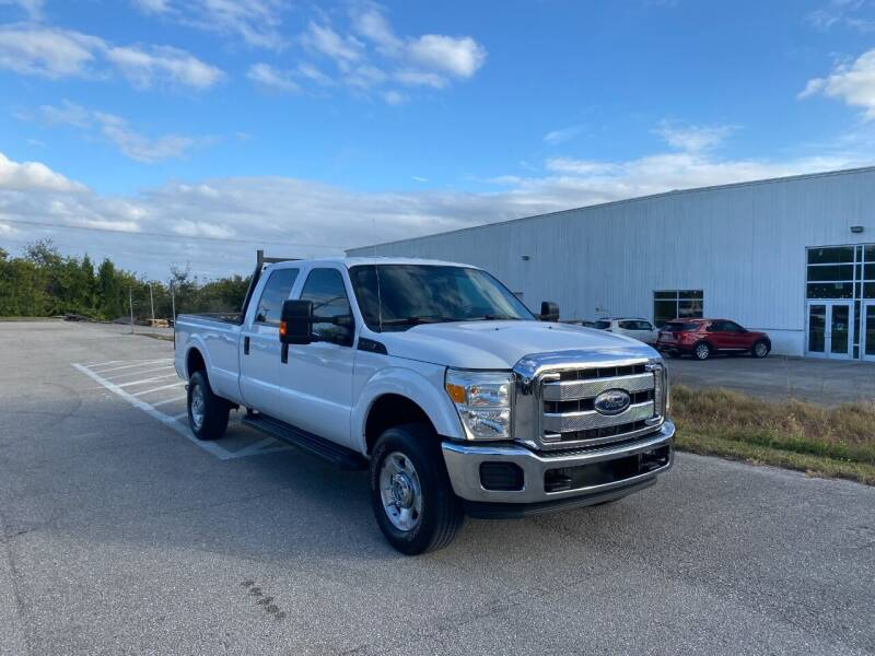 2015 Ford F-350 Super Duty for sale at Prestige Auto of South Florida in North Port FL