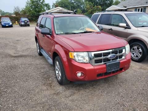 2008 Ford Escape for sale at ASAP AUTO SALES in Muskegon MI