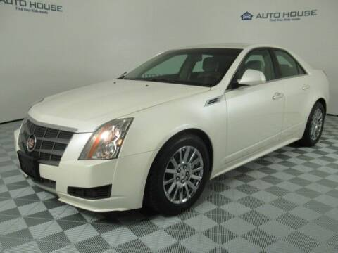 2010 Cadillac CTS for sale at Autos by Jeff Tempe in Tempe AZ