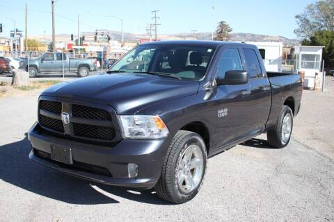 2017 RAM Ram Pickup 1500 for sale at Motor City Idaho in Pocatello ID