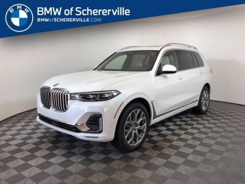 2021 BMW X7 for sale at BMW of Schererville in Shererville IN