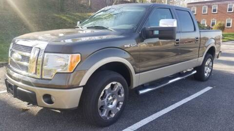 2009 Ford F-150 for sale at Thompson Auto Sales Inc in Knoxville TN