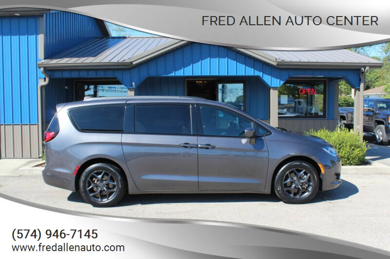 2018 Chrysler Pacifica for sale at Fred Allen Auto Center in Winamac IN