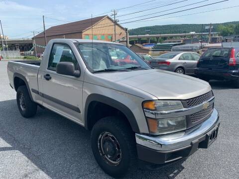2006 Chevrolet Colorado for sale at YASSE'S AUTO SALES in Steelton PA