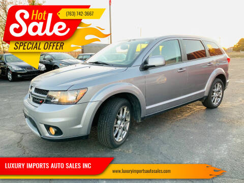 2017 Dodge Journey for sale at LUXURY IMPORTS AUTO SALES INC in North Branch MN