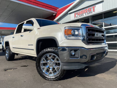 2014 GMC Sierra 1500 for sale at Furrst Class Cars LLC in Charlotte NC