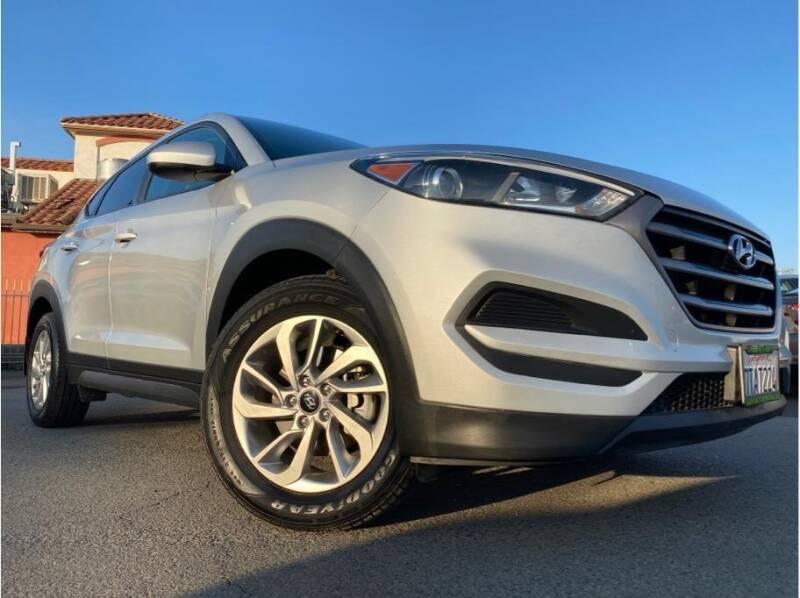 2016 Hyundai Tucson for sale at MADERA CAR CONNECTION in Madera CA
