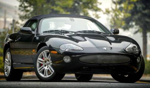 2006 Jaguar XKR for sale at MS Motors in Portland OR
