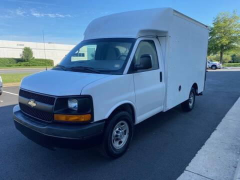 2011 Chevrolet Express Cutaway for sale at SEIZED LUXURY VEHICLES LLC in Sterling VA