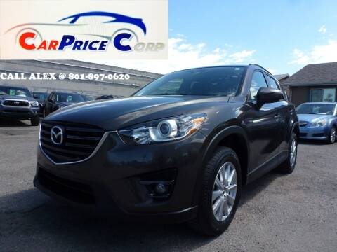 2016 Mazda CX-5 for sale at CarPrice Corp in Murray UT