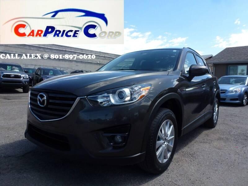 2016 Mazda CX-5 for sale at CarPrice Corp in Murray UT