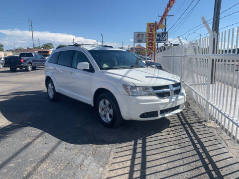 2010 Dodge Journey for sale at Robert B Gibson Auto Sales INC in Albuquerque NM