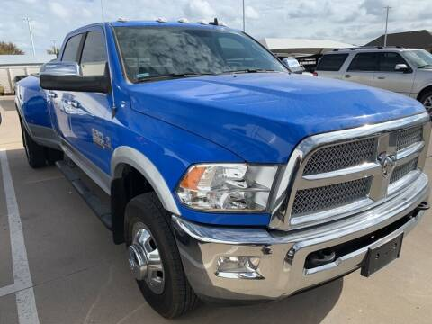 2018 RAM Ram Pickup 3500 for sale at Excellence Auto Direct in Euless TX