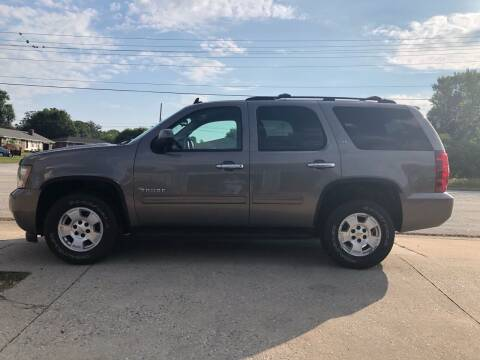 2011 Chevrolet Tahoe for sale at E Motors LLC in Anderson SC