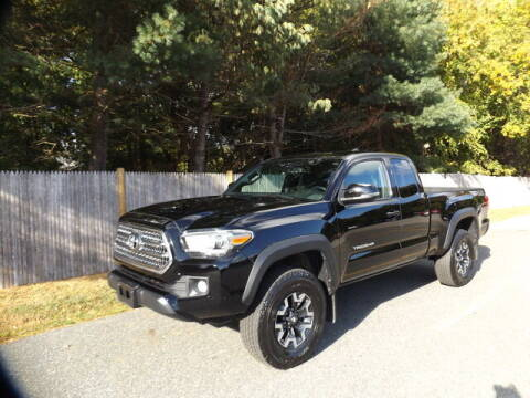2017 Toyota Tacoma for sale at Wayland Automotive in Wayland MA