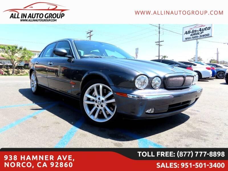 2004 Jaguar XJR for sale in Norco, CA