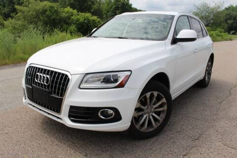 2016 Audi Q5 for sale at Imotobank in Walpole MA
