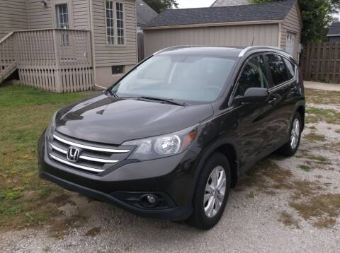 2014 Honda CR-V for sale at Straight Line Motors LLC in Fort Wayne IN
