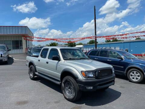 2001 Toyota Tacoma for sale at FIESTA MOTORS in Hagerstown MD
