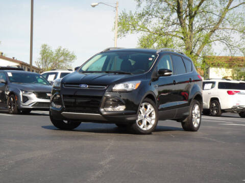 2016 Ford Escape for sale at Jack Schmitt Chevrolet Wood River in Wood River IL