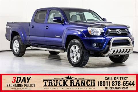 2014 Toyota Tacoma for sale at Truck Ranch in Logan UT