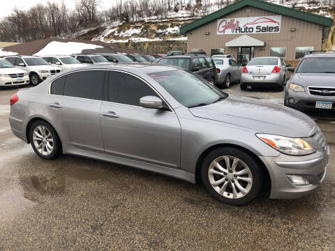2013 Hyundai Genesis for sale at Gilly's Auto Sales in Rochester MN