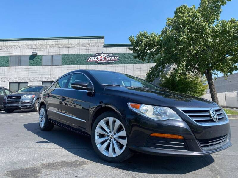 2012 Volkswagen CC for sale at All-Star Auto Brokers in Layton UT