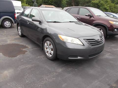2008 Toyota Camry for sale at MATTESON MOTORS in Raynham MA
