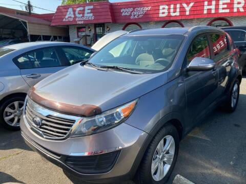 2011 Kia Sportage for sale at Ace Auto Brokers in Charlotte NC