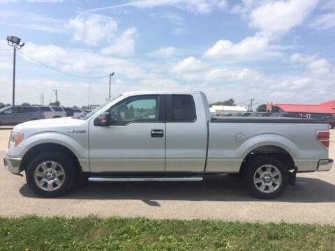 2012 Ford F-150 for sale at THEILEN AUTO SALES in Clear Lake IA